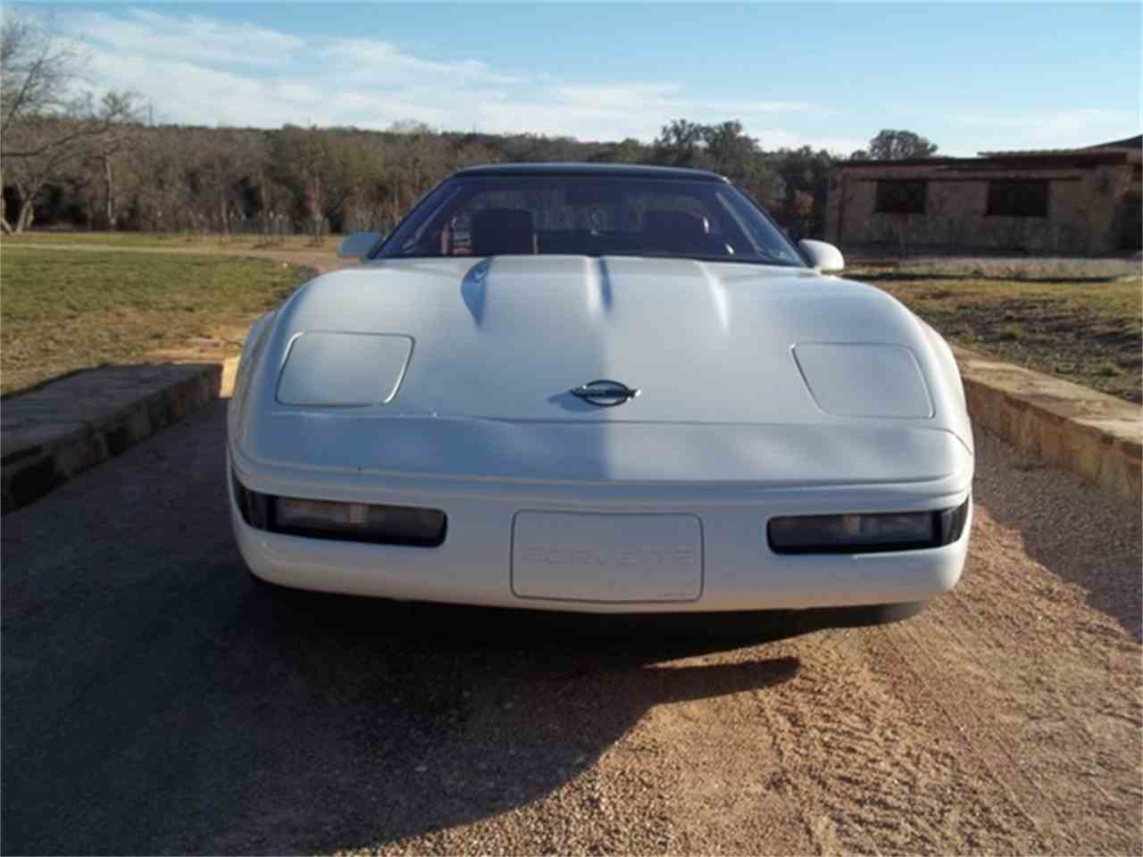 Large Picture of '91 Corvette located in Texas - $24,500.00 Offered by TX Collector Classic Cars - ET9G