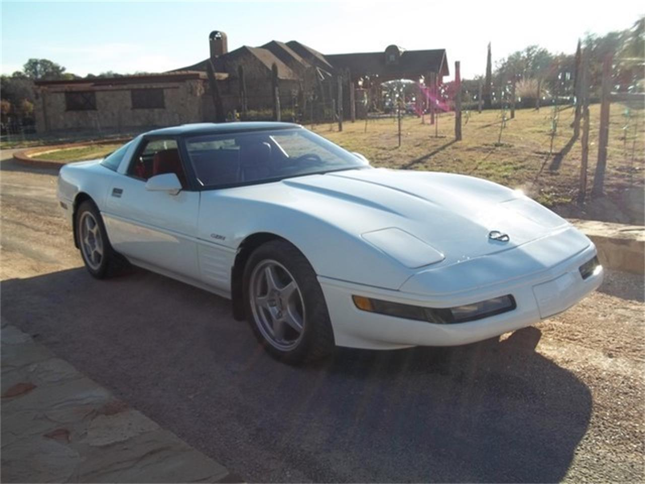 Large Picture of '91 Corvette - ET9G