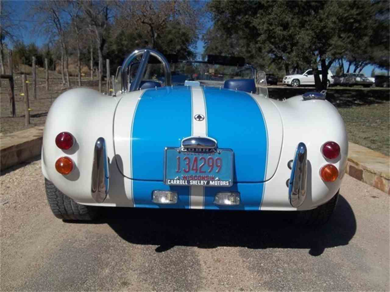 Large Picture of '91 Cobra located in Liberty Hill Texas Offered by TX Collector Classic Cars - ET9H