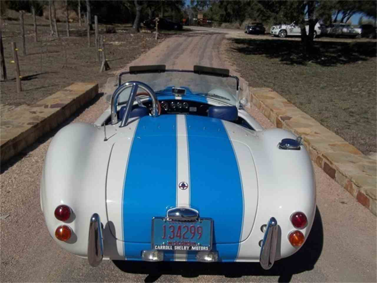Large Picture of '91 Shelby Cobra located in Texas - $39,900.00 Offered by TX Collector Classic Cars - ET9H