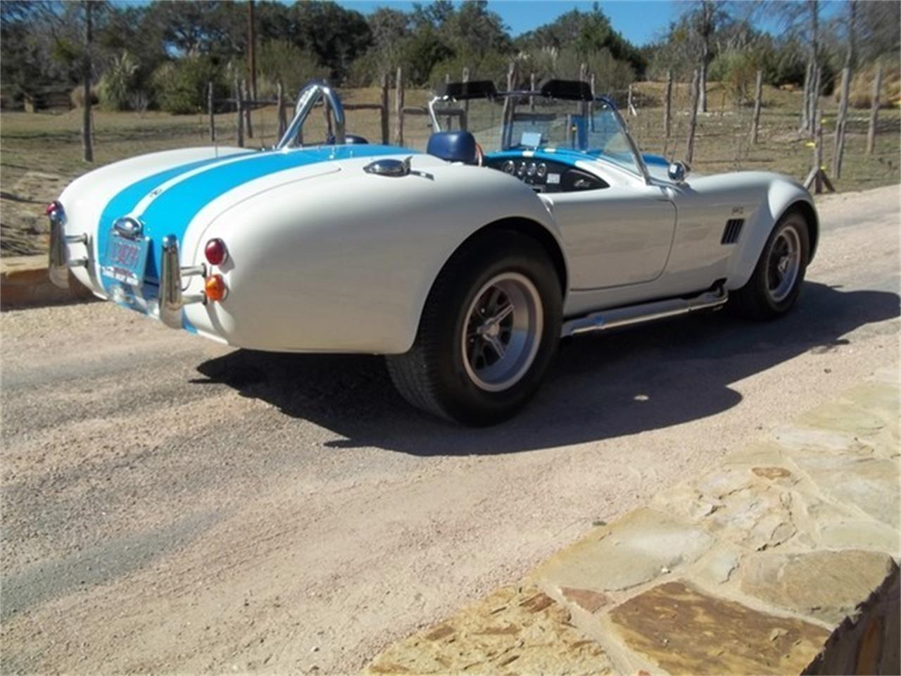 Large Picture of '91 Shelby Cobra located in Texas Offered by TX Collector Classic Cars - ET9H