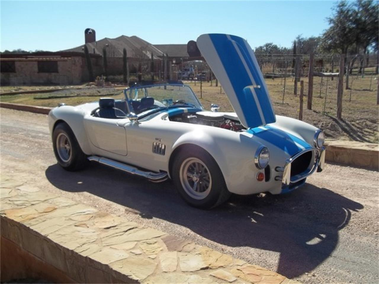 Large Picture of '91 Shelby Cobra located in Liberty Hill Texas - $39,900.00 Offered by TX Collector Classic Cars - ET9H