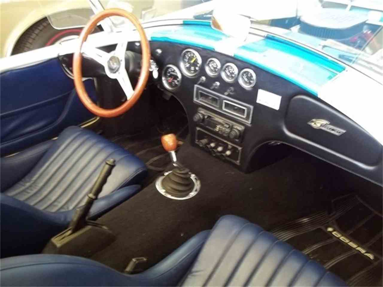 Large Picture of 1991 Cobra located in Liberty Hill Texas Offered by TX Collector Classic Cars - ET9H