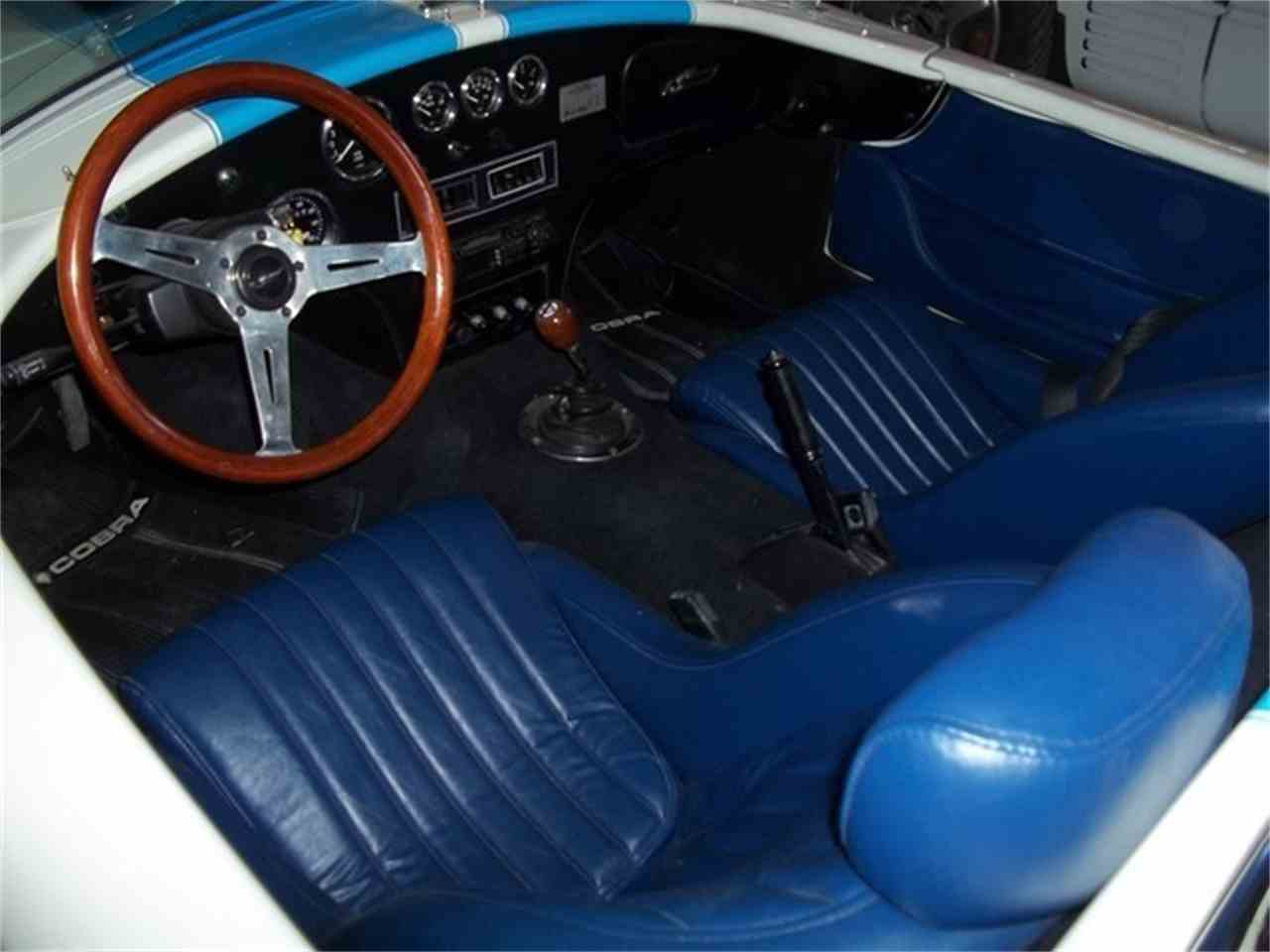 Large Picture of '91 Shelby Cobra - $39,900.00 Offered by TX Collector Classic Cars - ET9H