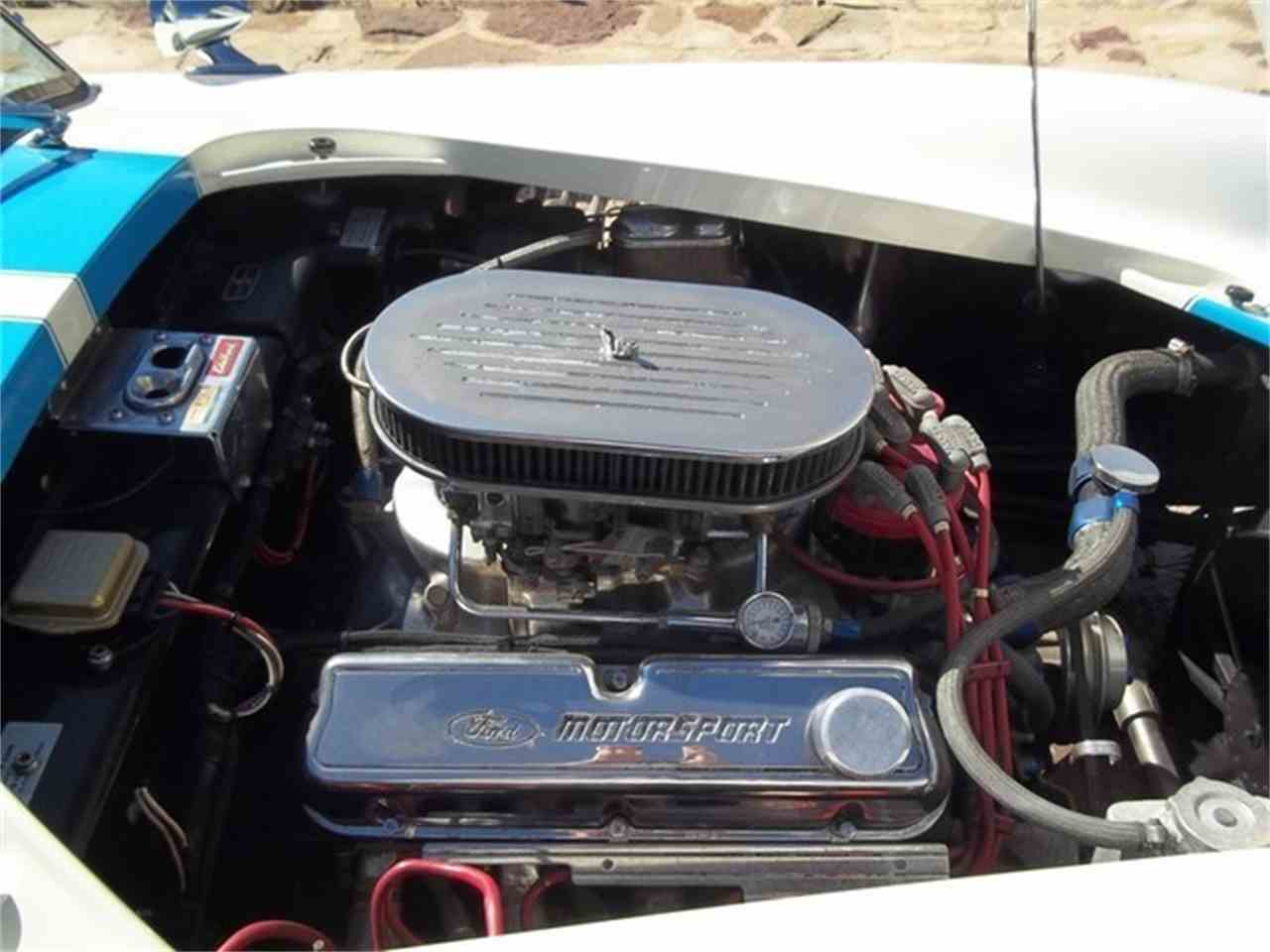 Large Picture of '91 Shelby Cobra Offered by TX Collector Classic Cars - ET9H