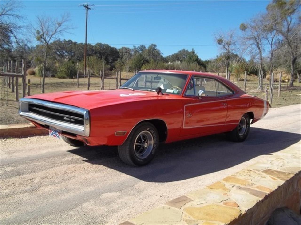 Large Picture of Classic '70 Dodge Charger located in Texas - ET9J