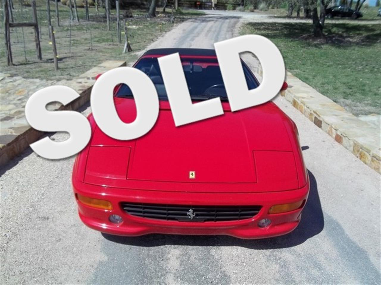 Large Picture of '98 Ferrari F355 GTS located in Texas - $74,900.00 Offered by TX Collector Classic Cars - ET9K