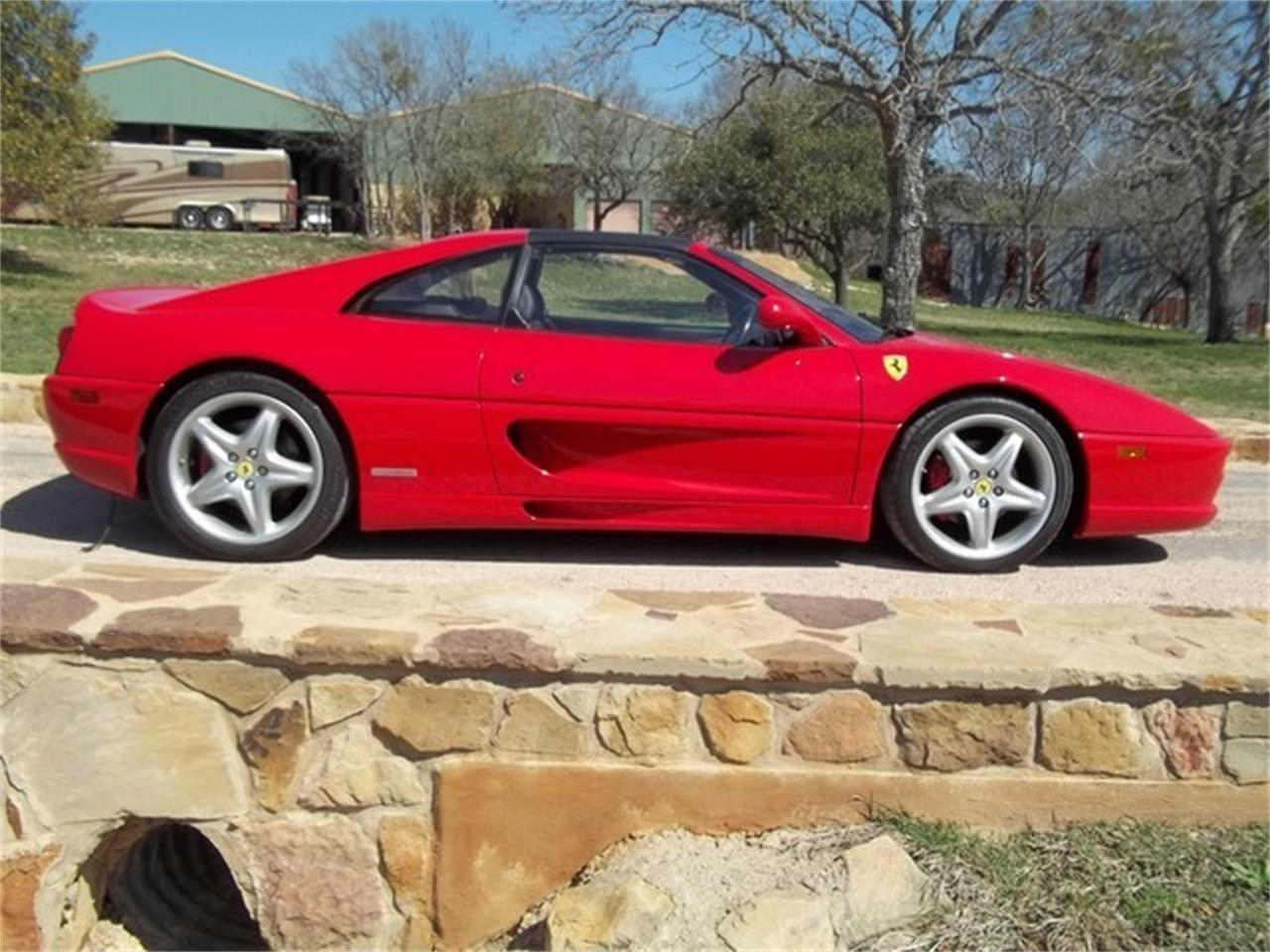 Large Picture of '98 F355 GTS located in Liberty Hill Texas Offered by TX Collector Classic Cars - ET9K