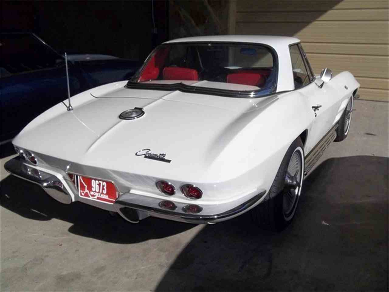 Large Picture of 1964 Chevrolet Corvette  Originally 365HP with AC Offered by TX Collector Classic Cars - ET9M