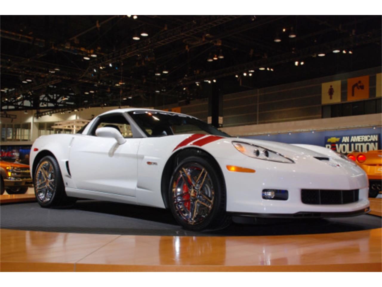 Large Picture of '07 Corvette - ET9P