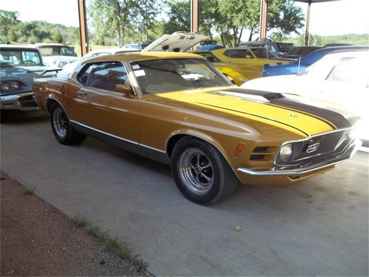 Large Picture of '70 Mustang - ET9Q