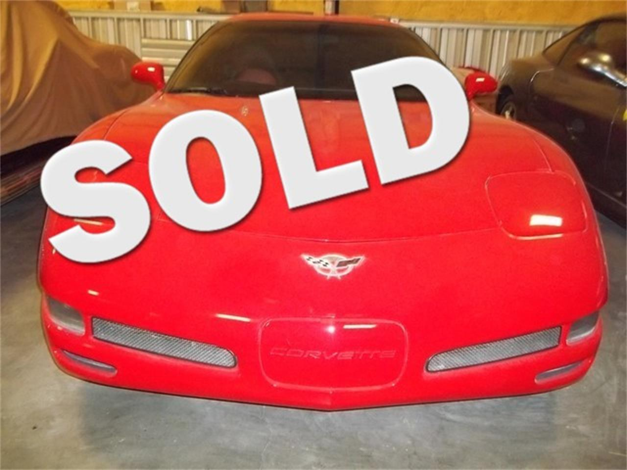 Large Picture of '03 Corvette - $32,500.00 Offered by TX Collector Classic Cars - ET9R