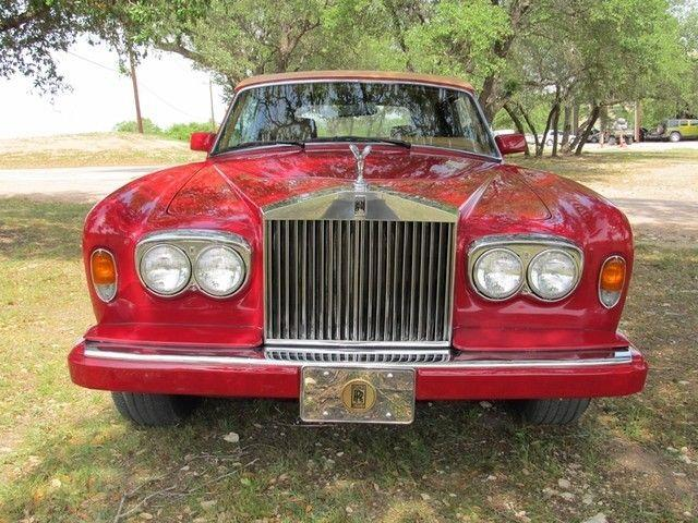 Picture of 1991 Rolls-Royce Corniche III - $75,000.00 Offered by  - ET9T