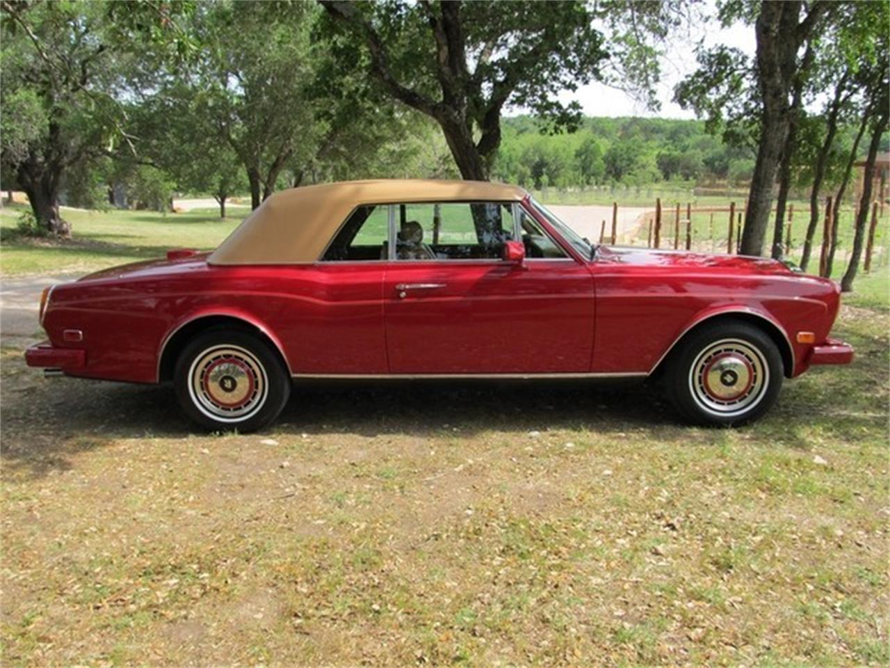 Large Picture of 1991 Rolls-Royce Corniche III Offered by TX Collector Classic Cars - ET9T