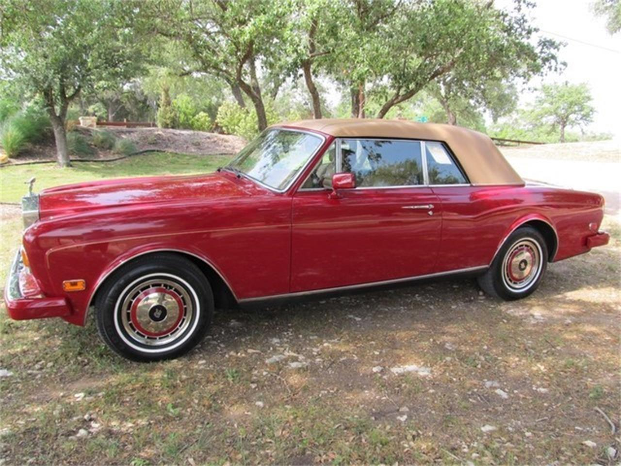 Large Picture of 1991 Corniche III Offered by TX Collector Classic Cars - ET9T