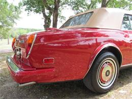 Picture of 1991 Rolls-Royce Corniche III located in Texas - $75,000.00 Offered by TX Collector Classic Cars - ET9T
