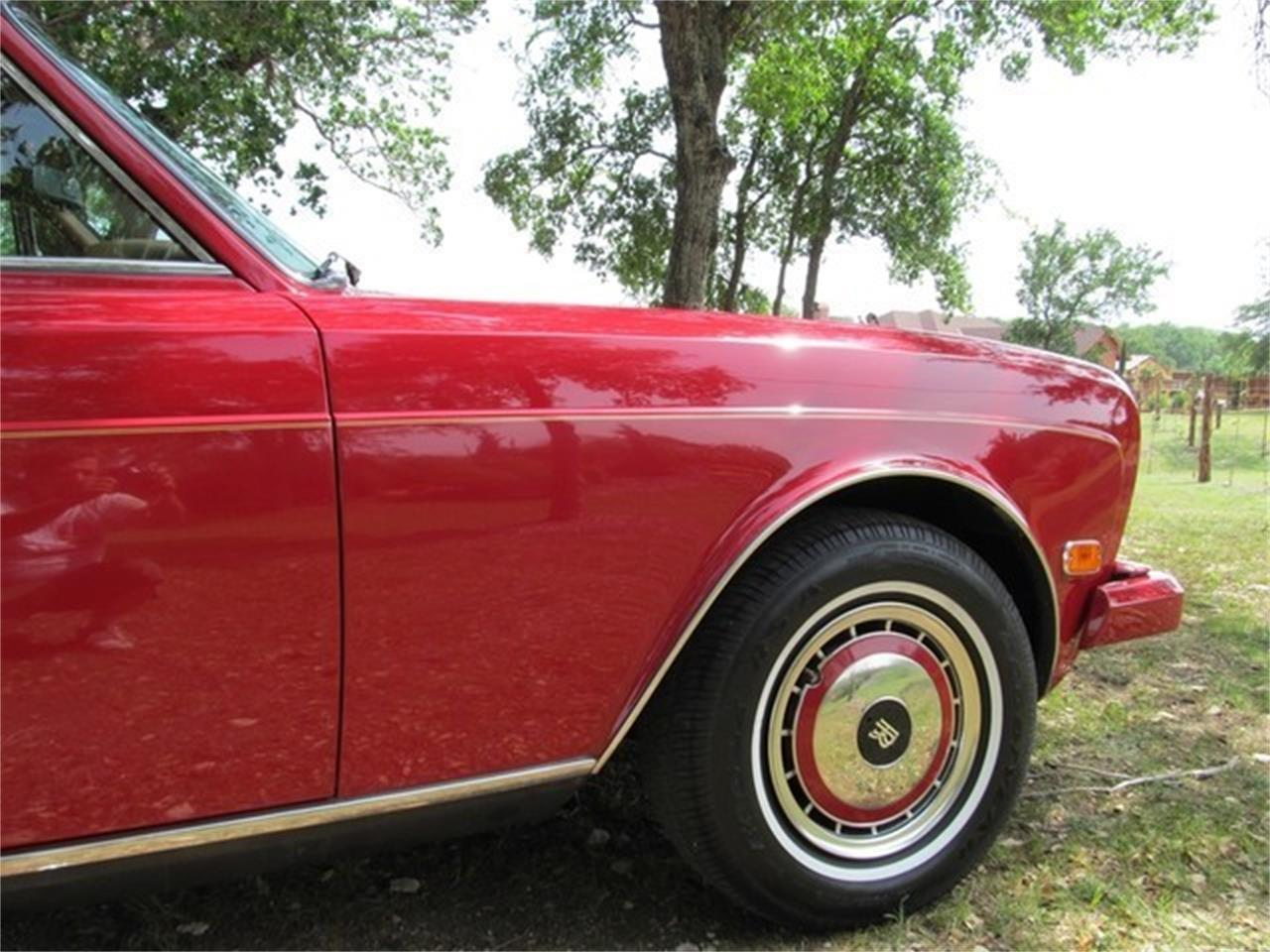 Large Picture of 1991 Corniche III located in Liberty Hill Texas - $75,000.00 Offered by TX Collector Classic Cars - ET9T