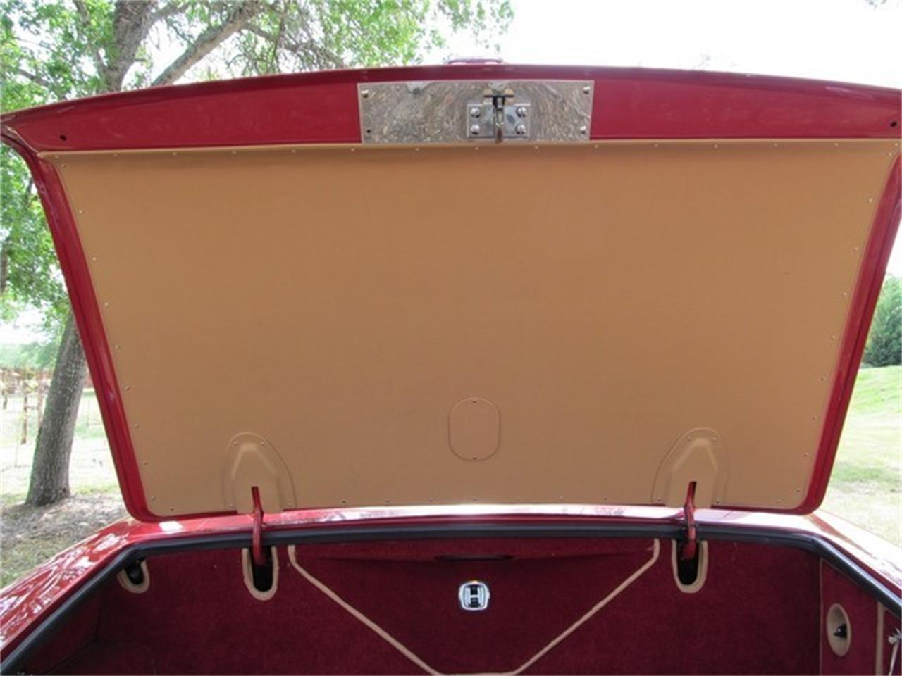 Large Picture of '91 Rolls-Royce Corniche III Offered by TX Collector Classic Cars - ET9T