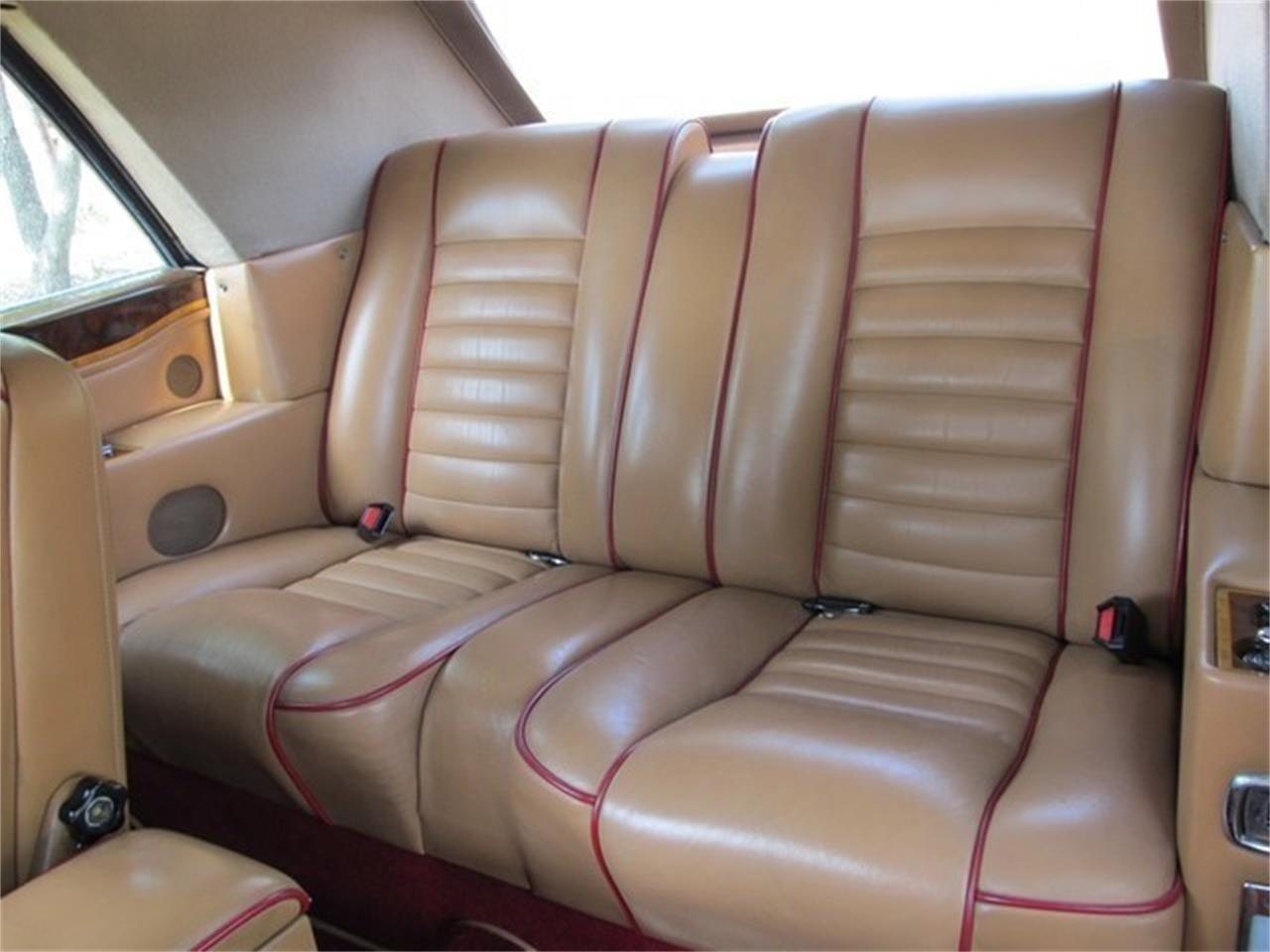 Large Picture of '91 Corniche III located in Texas Offered by TX Collector Classic Cars - ET9T