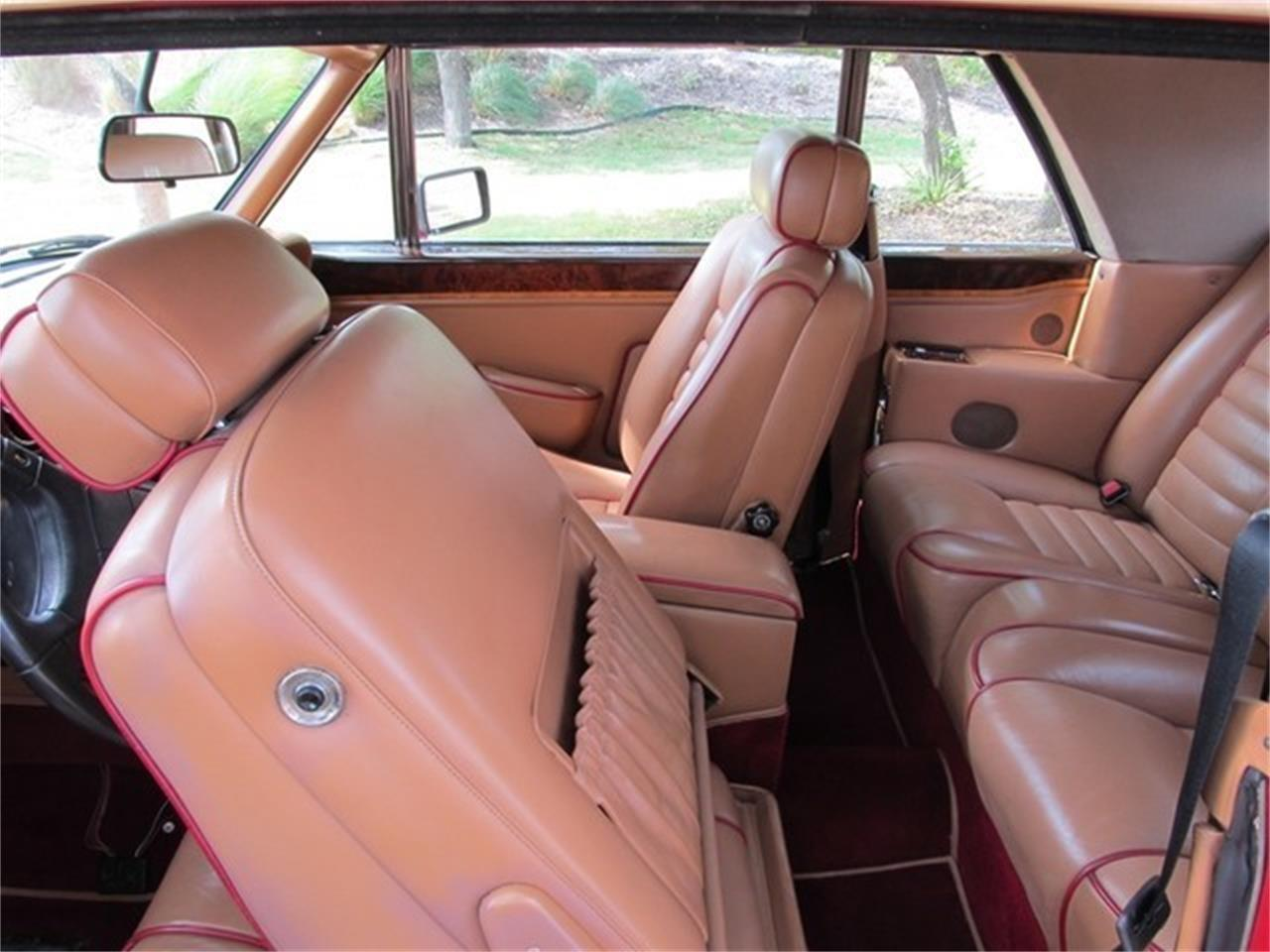 Large Picture of 1991 Rolls-Royce Corniche III located in Liberty Hill Texas - $75,000.00 Offered by TX Collector Classic Cars - ET9T