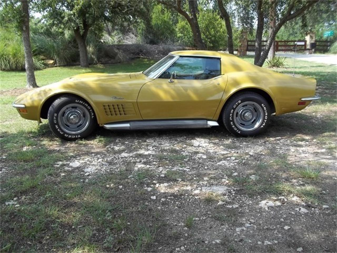 Large Picture of '71 Chevrolet Corvette located in Texas - $59,900.00 - ET9U
