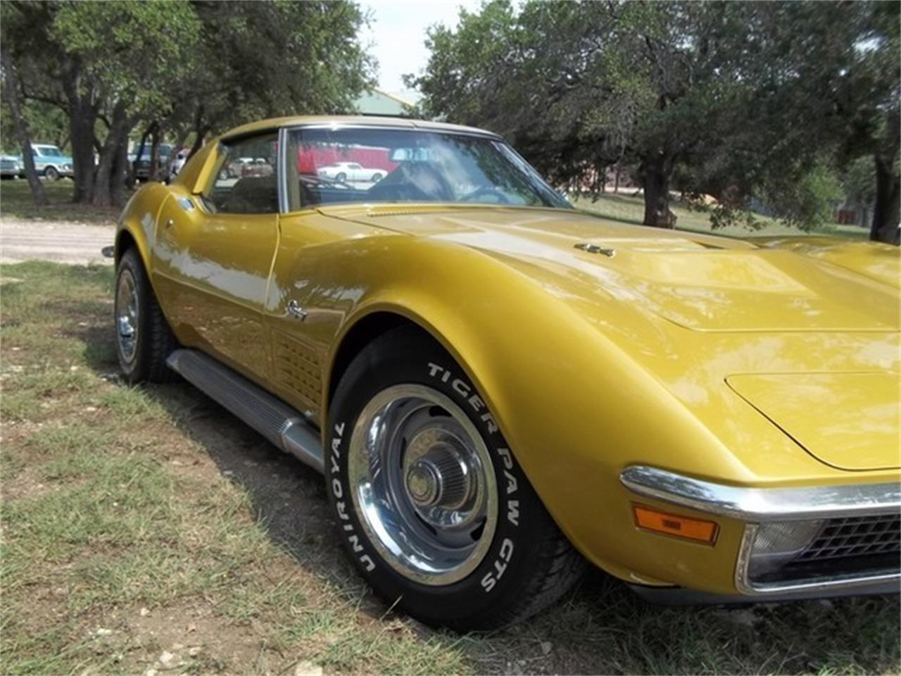 Large Picture of Classic 1971 Chevrolet Corvette - $59,900.00 Offered by TX Collector Classic Cars - ET9U