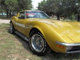 Picture of '71 Chevrolet Corvette Offered by TX Collector Classic Cars - ET9U
