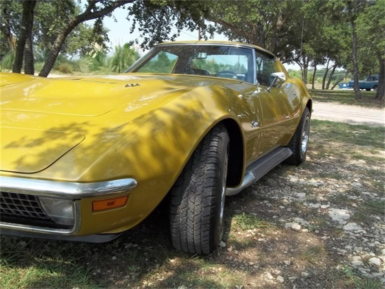 Large Picture of '71 Corvette located in Texas - $59,900.00 - ET9U