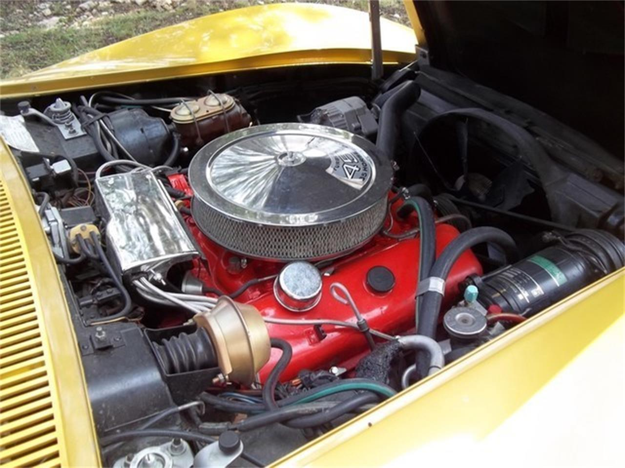 Large Picture of '71 Chevrolet Corvette Offered by TX Collector Classic Cars - ET9U