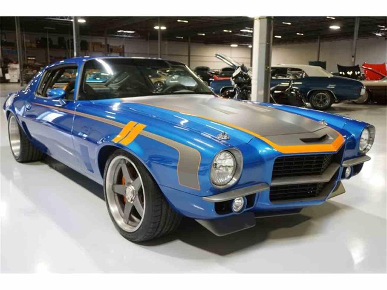 Large Picture of '71 Camaro - ETAD