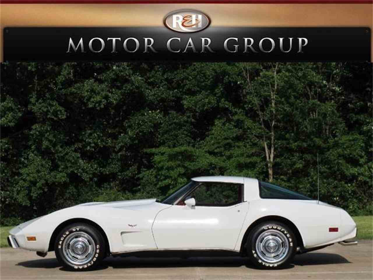 Large Picture of '79 Corvette - $29,990.00 Offered by R&H Motor Car Group - ETAN