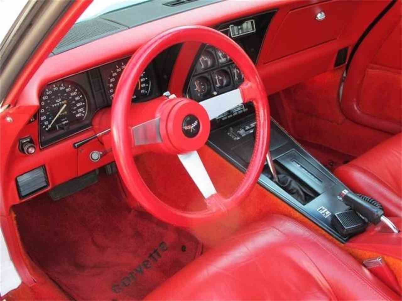 Large Picture of 1979 Chevrolet Corvette - $29,990.00 Offered by R&H Motor Car Group - ETAN