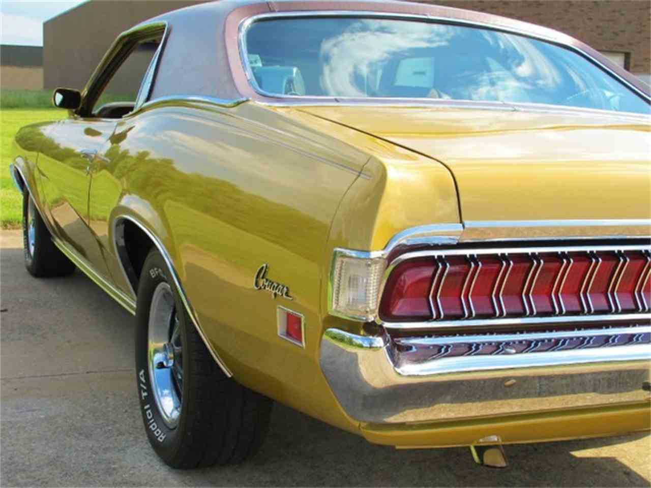 Large Picture of '70 Cougar - ETBD