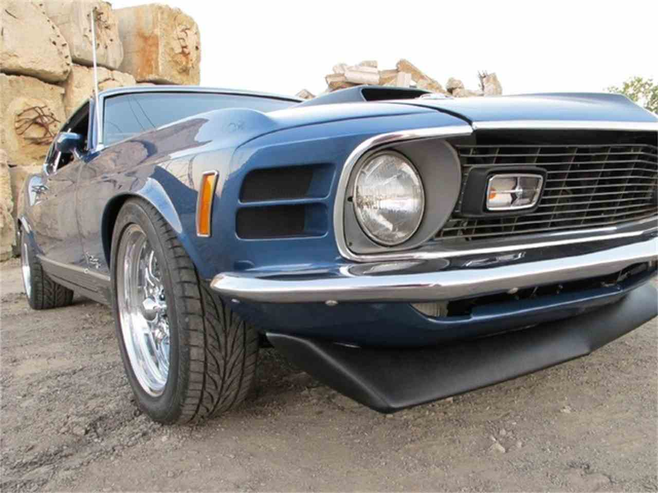 Large Picture of '70 Mustang - ETBR