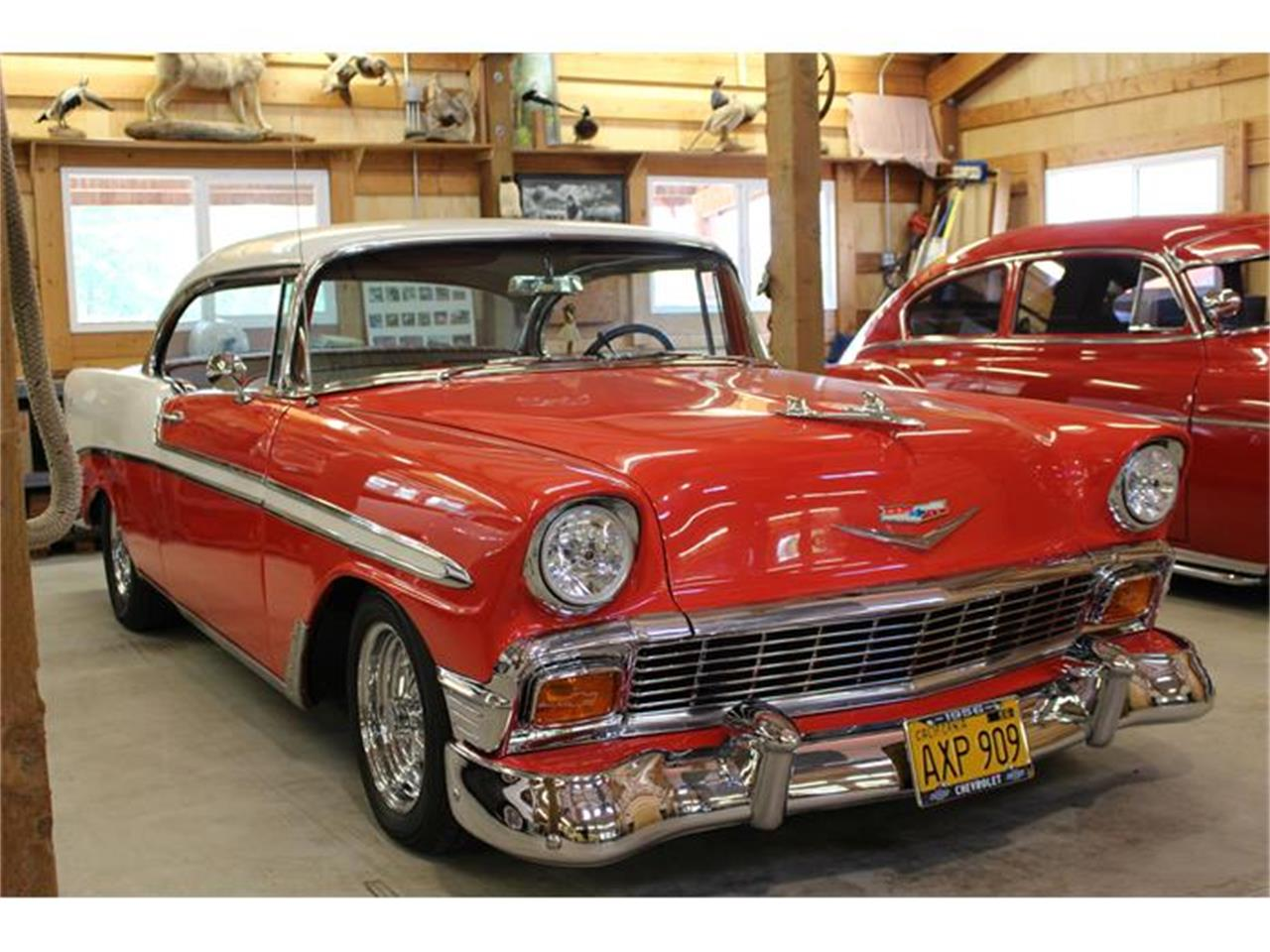 Large Picture of Classic '56 Bel Air - $45,000.00 Offered by Imports & Classics - ETFF