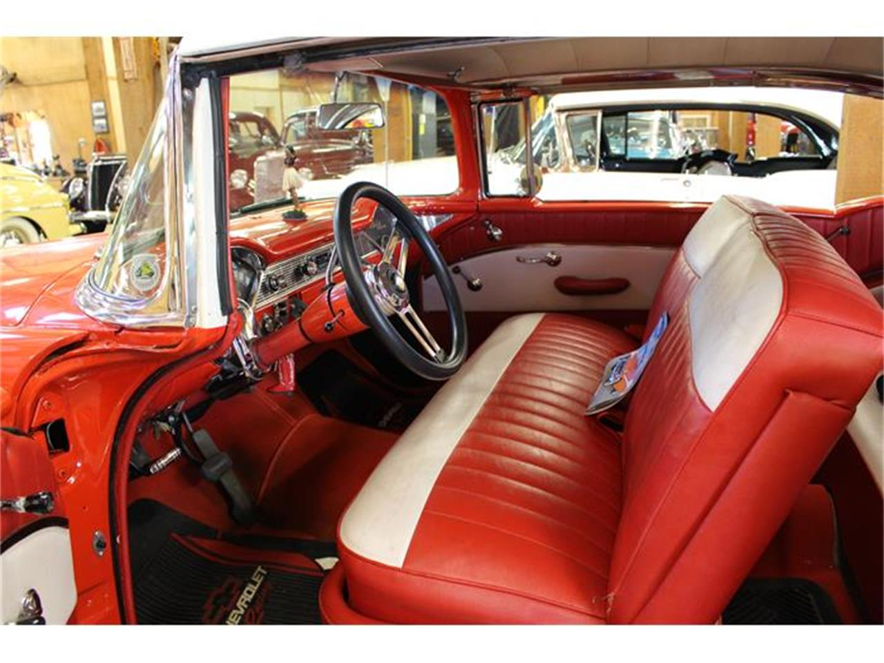 Large Picture of '56 Chevrolet Bel Air located in Washington - ETFF