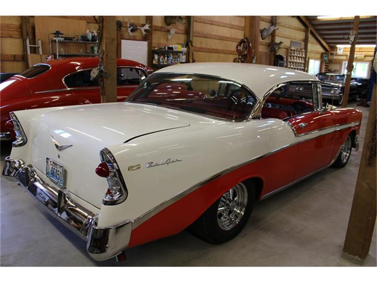 Large Picture of Classic '56 Chevrolet Bel Air Offered by Imports & Classics - ETFF