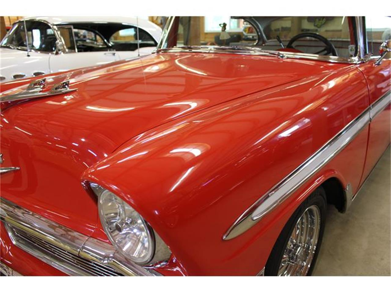 Large Picture of Classic 1956 Bel Air located in Lynden Washington Offered by Imports & Classics - ETFF
