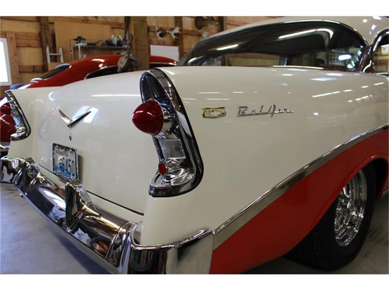 Large Picture of Classic 1956 Bel Air located in Lynden Washington - ETFF