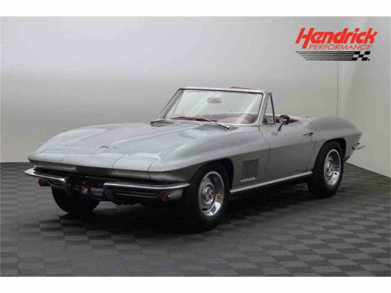 Large Picture of Classic '67 Chevrolet Corvette located in Charlotte North Carolina Offered by Hendrick Performance - ETHG