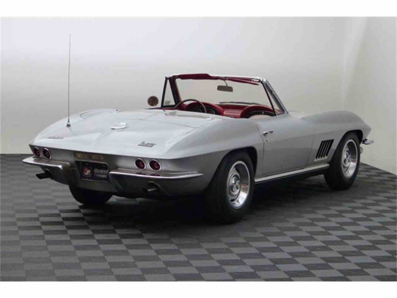 Large Picture of Classic '67 Corvette located in Charlotte North Carolina - $94,990.00 Offered by Hendrick Performance - ETHG