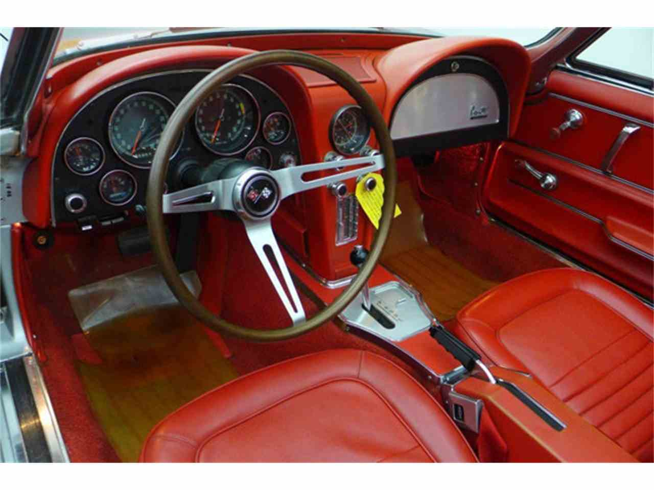 Large Picture of '67 Corvette located in Charlotte North Carolina - $94,990.00 Offered by Hendrick Performance - ETHG