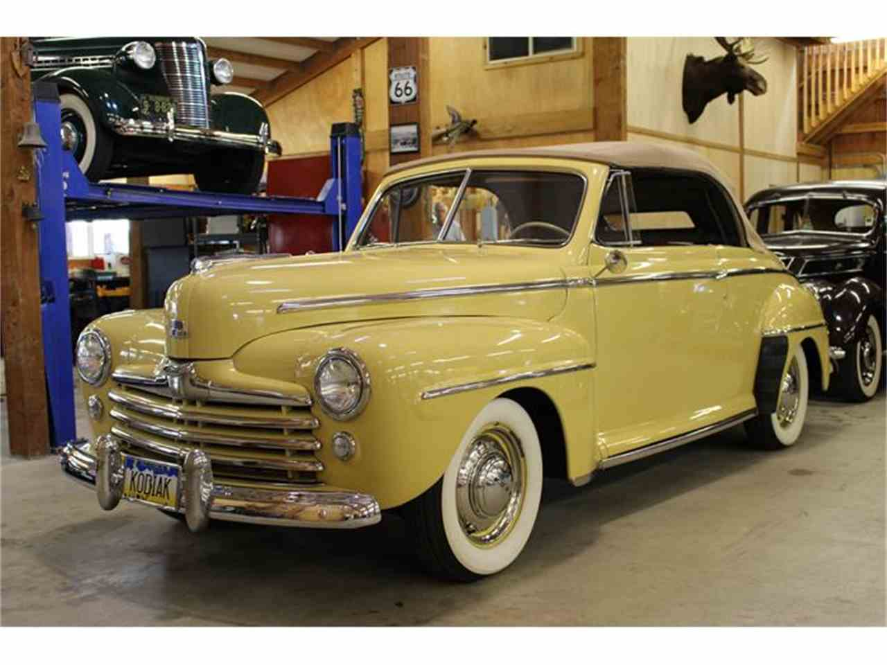 1947 Ford Convertible for Sale   ClassicCars.com   CC-691580