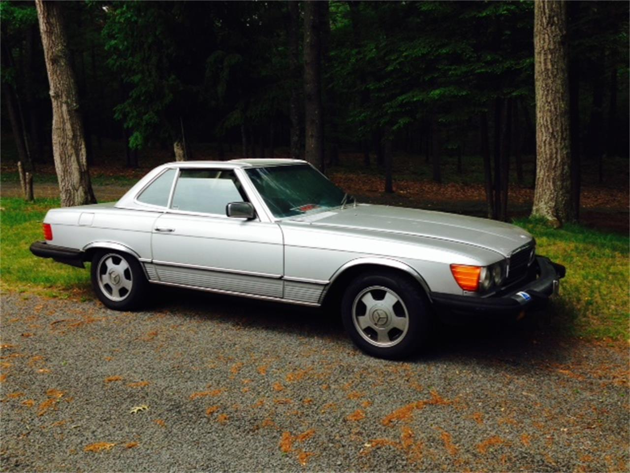 Large Picture of '82 380SL - ETT7