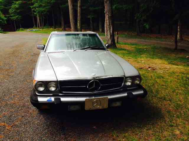 Picture of '82 Mercedes-Benz 380SL Offered by a Private Seller - ETT7