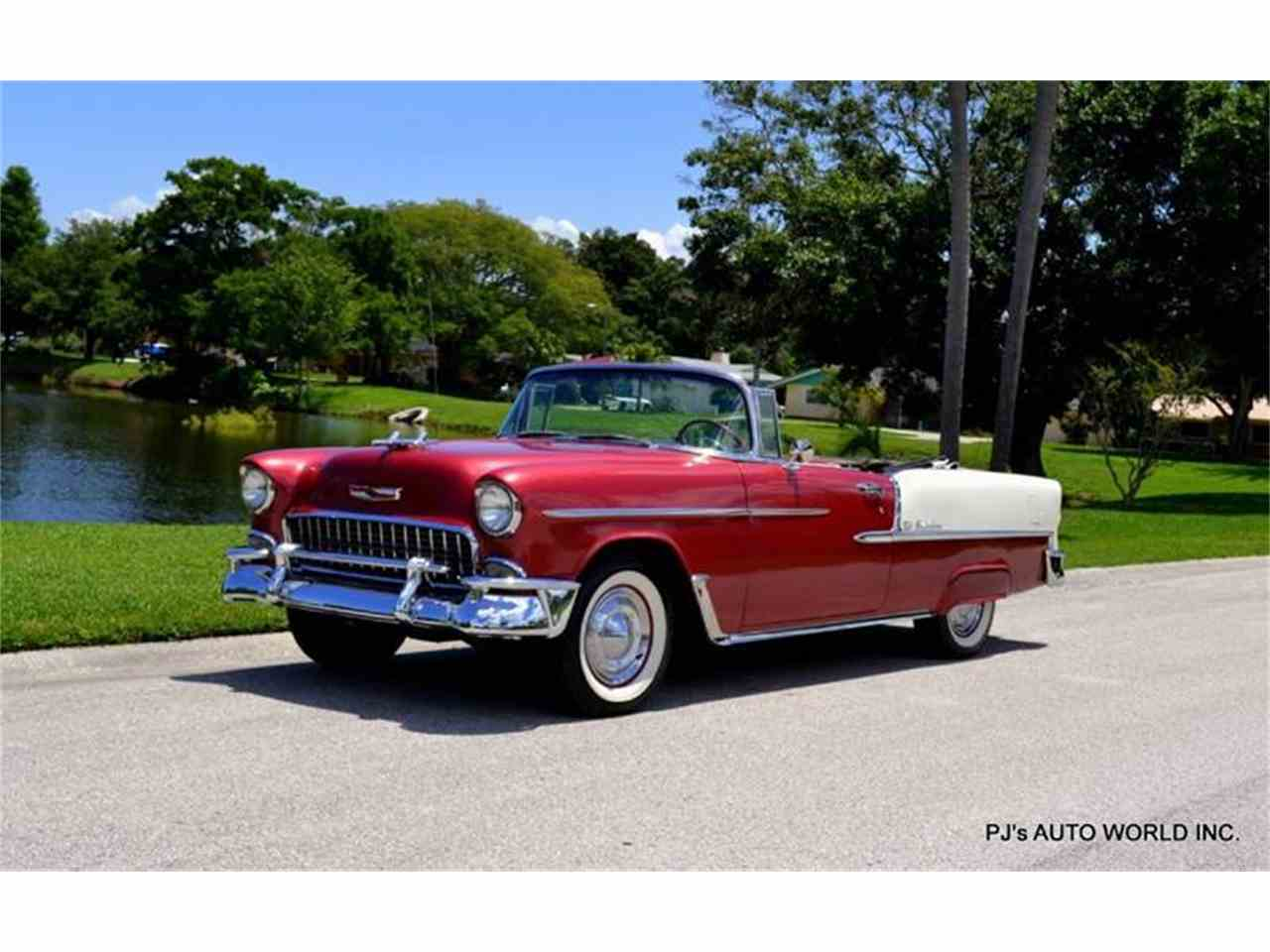 Large Picture of '55 Bel Air - ESF7