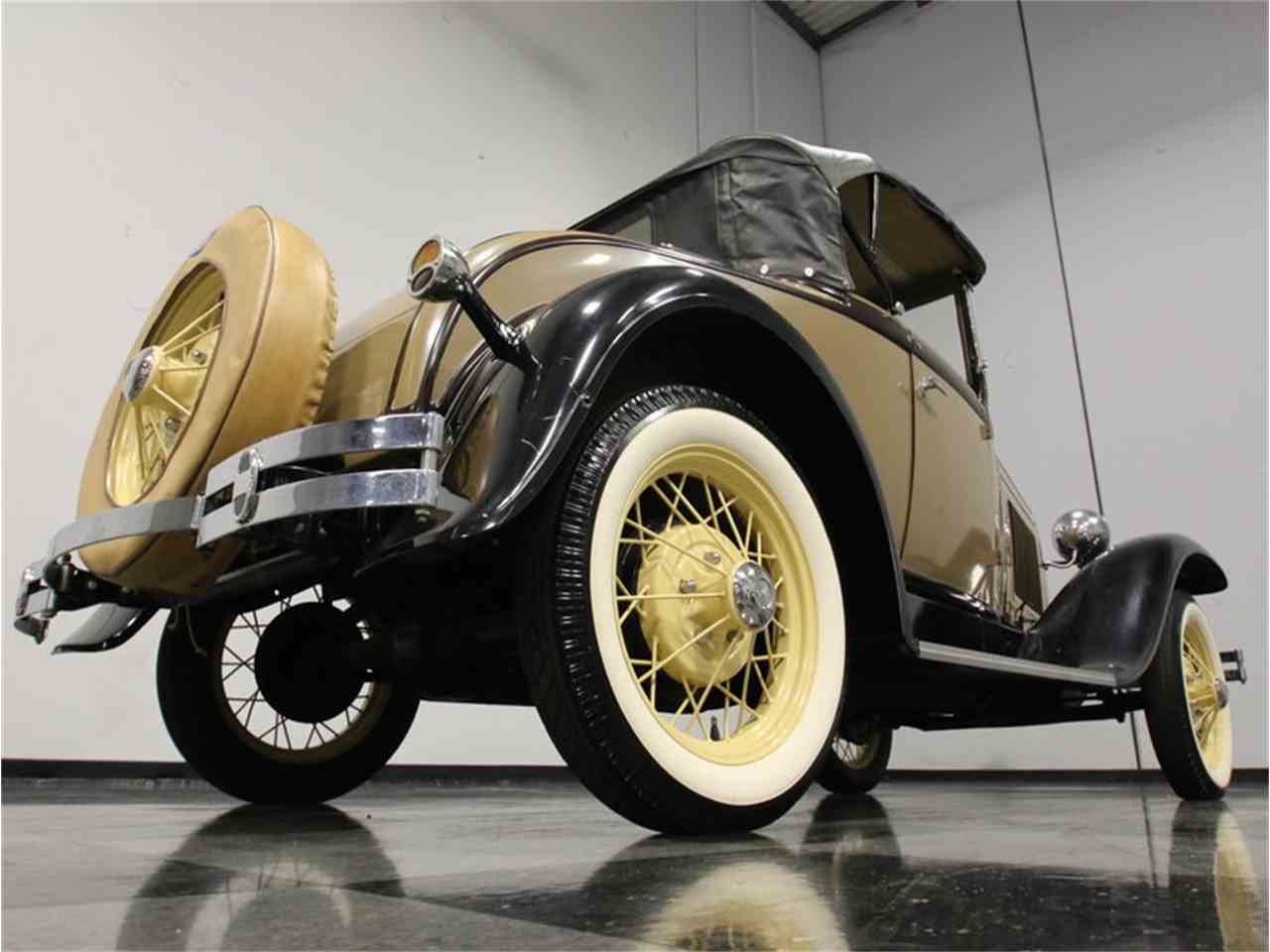 Large Picture of '30 Model A - ETVW