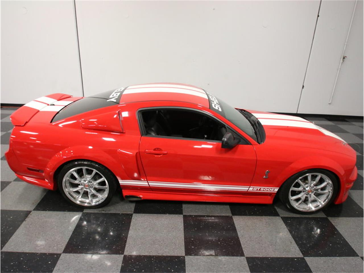 2008 Ford Mustang Shelby GT500 Eleanor for Sale ...