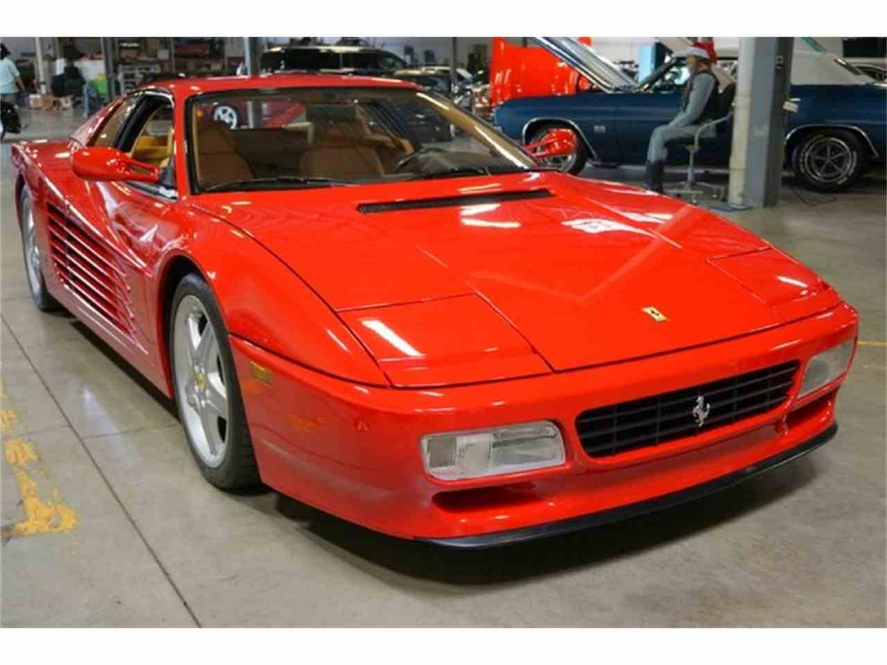Large Picture of '92 512 TR located in Solon Ohio Offered by R&H Motor Car Group - ETWG
