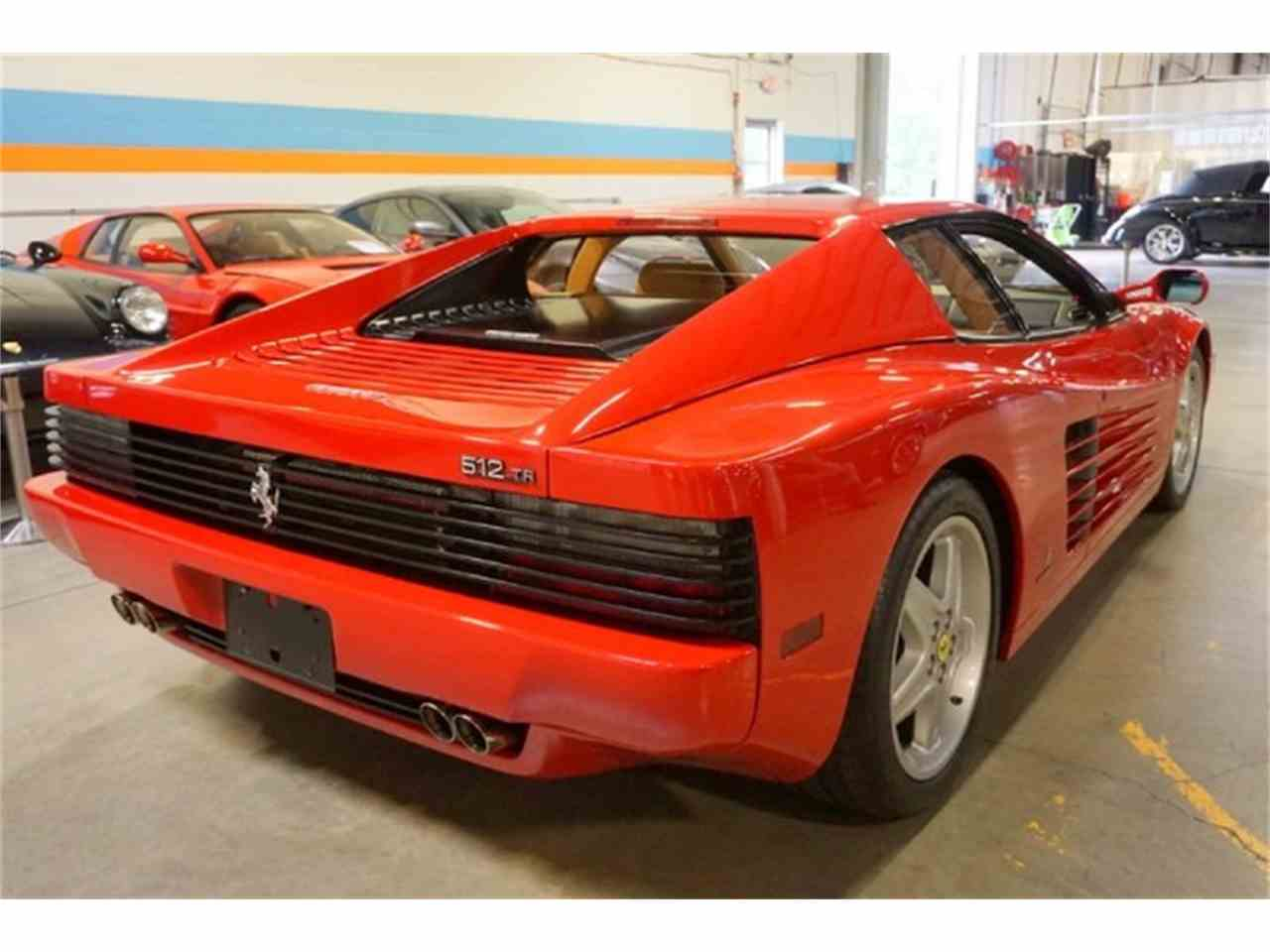 Large Picture of 1992 512 TR located in Ohio Offered by R&H Motor Car Group - ETWG